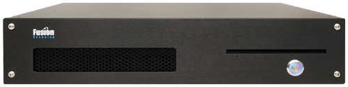 Fusion Research Genesis MkII 6TB Movie Server